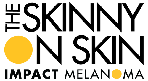 Impact Melanoma - The Skinny on Skin logo