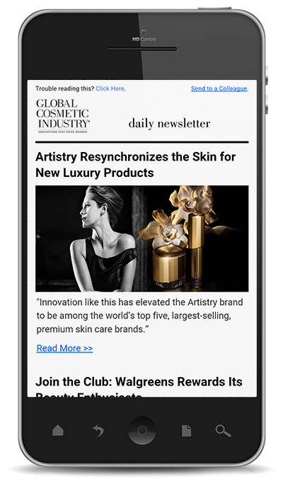 Global Cosmetic Industry Newsletter