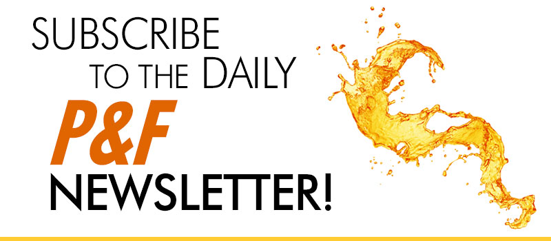 Subscribe to the Daily P&F Newsletter