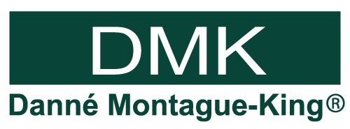 DMK–Danne Montague-King logo Silent Auction