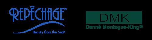 Repechage logo, DMK logo